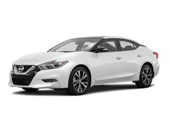 New 2018 Nissan Maxima S Sedan X369359 in Manassas, VA