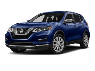 New 2018 Nissan Rogue S SUV 5N1AT2MV3JC717078 for sale in Saint James, NY at Smithtown Nissan