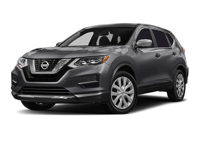 New 2018 Nissan Rogue S SUV for sale in CT