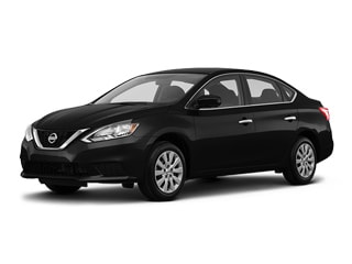 2018 Nissan Sentra Sedan Super Black