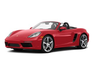 New 2018 Porsche 718 Boxster S Convertible WP0CB2A80JS228223 for sale in Norwalk, CA at McKenna Porsche
