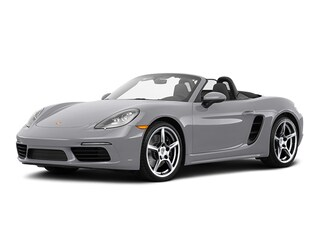 New 2018 Porsche 718 Boxster S Convertible WP0CB2A80JS228125 for sale in Norwalk, CA at McKenna Porsche