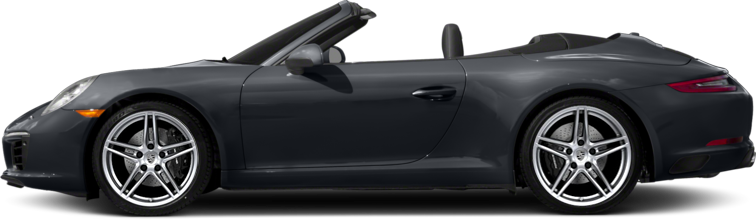 2018 Porsche 911 Convertible Carrera