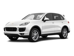New 2018 Porsche Cayenne Base SUV in Boston, MA
