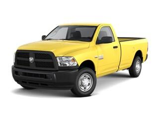 2018 Ram 2500 Truck Yellow