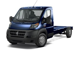 2018 Ram ProMaster 3500 Cab Chassis Truck True Blue Pearlcoat