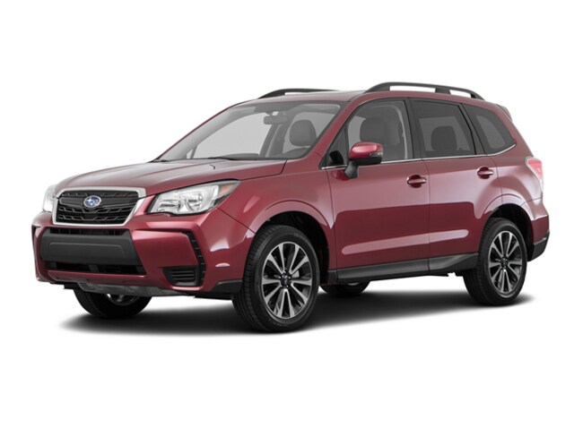 New 2018 Subaru Forester 2.0XT Premium w/ Starlink SUV near Boston