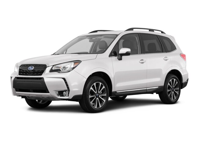 New 2018 Subaru Forester 2.0XT Touring w/ Eyesight + Nav + Starlink SUV near Boston