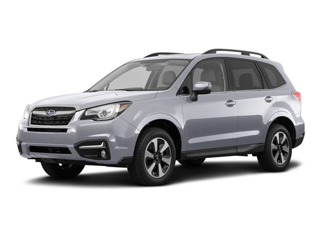 New 2018 Subaru Forester 2.5i Limited w/ Eyesight + Nav + Starlink SUV JF2SJARC2JH492897 for sale near Greenville, SC