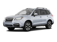 2018 Subaru Forester 2.5i Premium w/ All Weather Package + Starlink SUV for sale in Lynchburg, VA at Terry Subaru