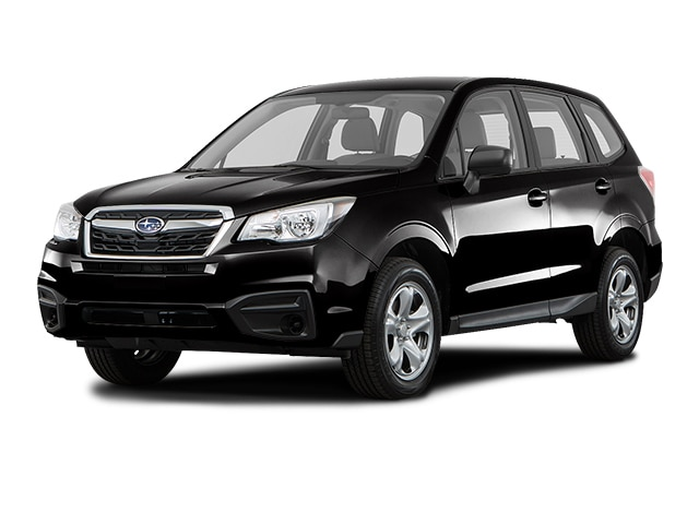 New 2018 Subaru Forester 2.5i w/ Alloy Wheel Package SUV For Sale/Lease Mount Airy, NC