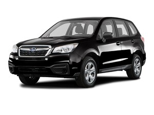 2018 Subaru Forester 2.5i w/ Alloy Wheel Package