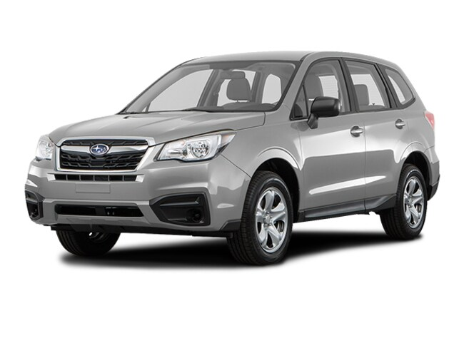 New 2018 Subaru Forester 2.5i w/ Alloy Wheel Package SUV JF2SJABCXJH452948 for sale near Greenville, SC