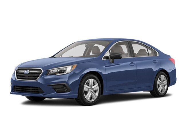 New 2018 Subaru Legacy 2.5i Alloy Wheel Package-CVT Sedan near Boston
