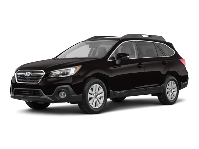 New 2018 Subaru Outback 2.5i Premium with EyeSight, Blind Spot Detection, Rear Cross Traffic Alert, Power Rear Gate, High Beam Assist, Moonroof, Navigation, and Starlink SUV near Boston