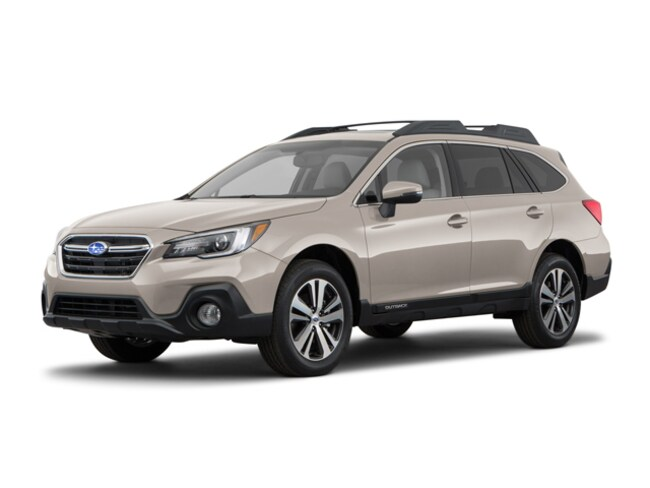 New 2018 Subaru Outback 3.6R Limited with EyeSight, Navigation, High Beam Assist, Reverse Auto Braking, and Starlink SUV 4S4BSENC4J3247536 for sale near Greenville, SC