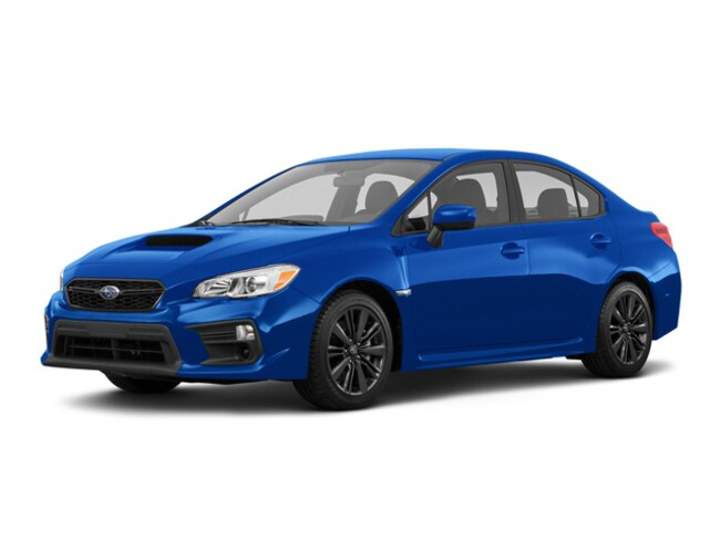 New 2018 Subaru WRX 2.0T Sedan near Boston