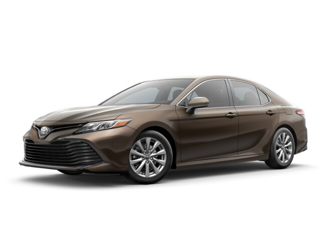 New 2018 Toyota Camry LE Sedan for sale in the Brunswick, OH