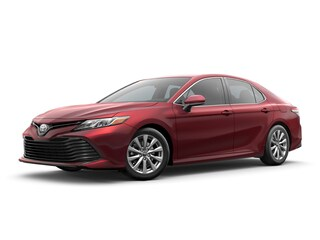 New 2018 Toyota Camry LE Sedan Medford, OR