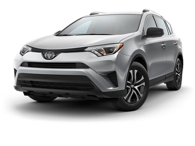 New 2018 Toyota RAV4 LE SUV for sale in the Brunswick, OH