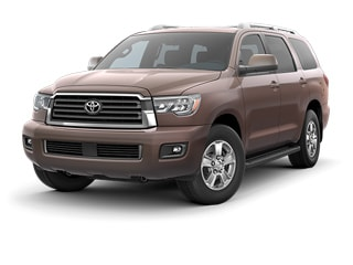2018 Toyota Sequoia SUV Toasted Walnut Pearl