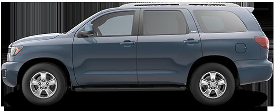 2018 Toyota Sequoia SUV SR5 5.7L V8