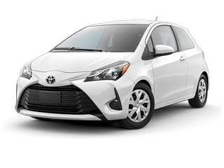 2018 Toyota Yaris Hatchback Super White