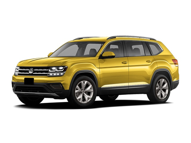 Fox Valley Vw >> 2018 Volkswagen Atlas SUV | St. Charles