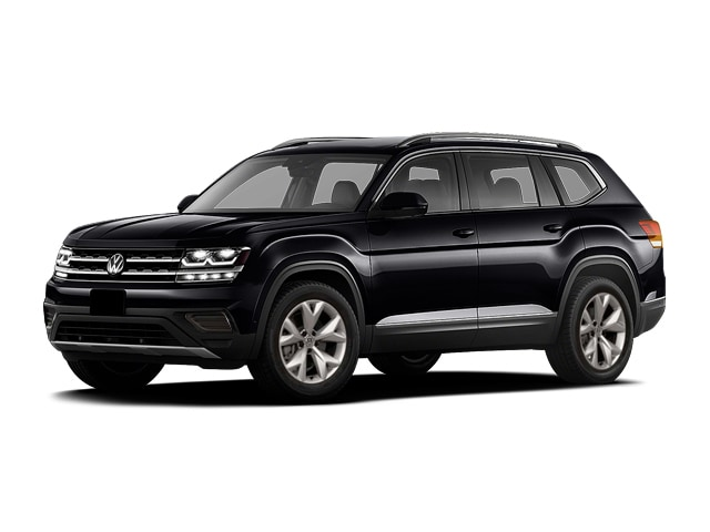 New 2018 Volkswagen Atlas 3.6L V6 Launch Edition SUV in Bloomington IN