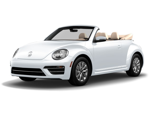 2018 Volkswagen Beetle Descapotable