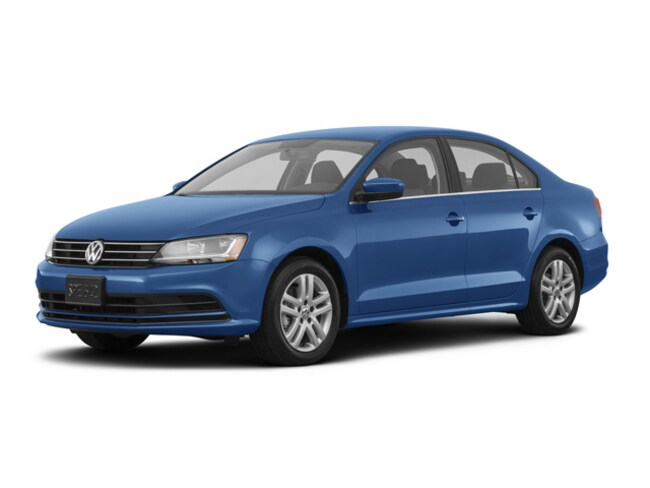 2018 Volkswagen Jetta 1.4T S Manual