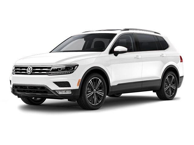 New 2018 Volkswagen TIGUAN, $33205