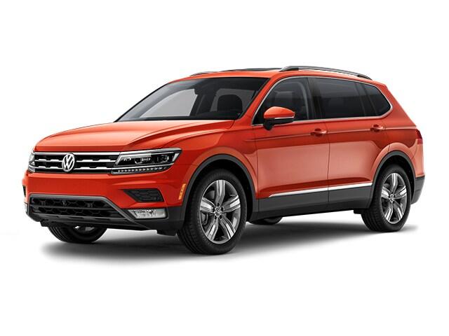 New 2018 Volkswagen TIGUAN, $38815