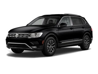 New 2018 Volkswagen Tiguan 2.0T SE SUV for sale in Fairfield, California