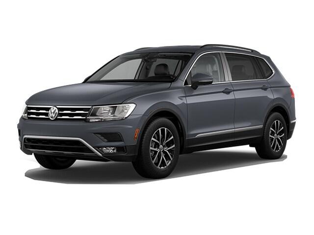 New 2018 Volkswagen TIGUAN, $31900