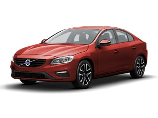 2018 Volvo S60 Sedan Passion Red