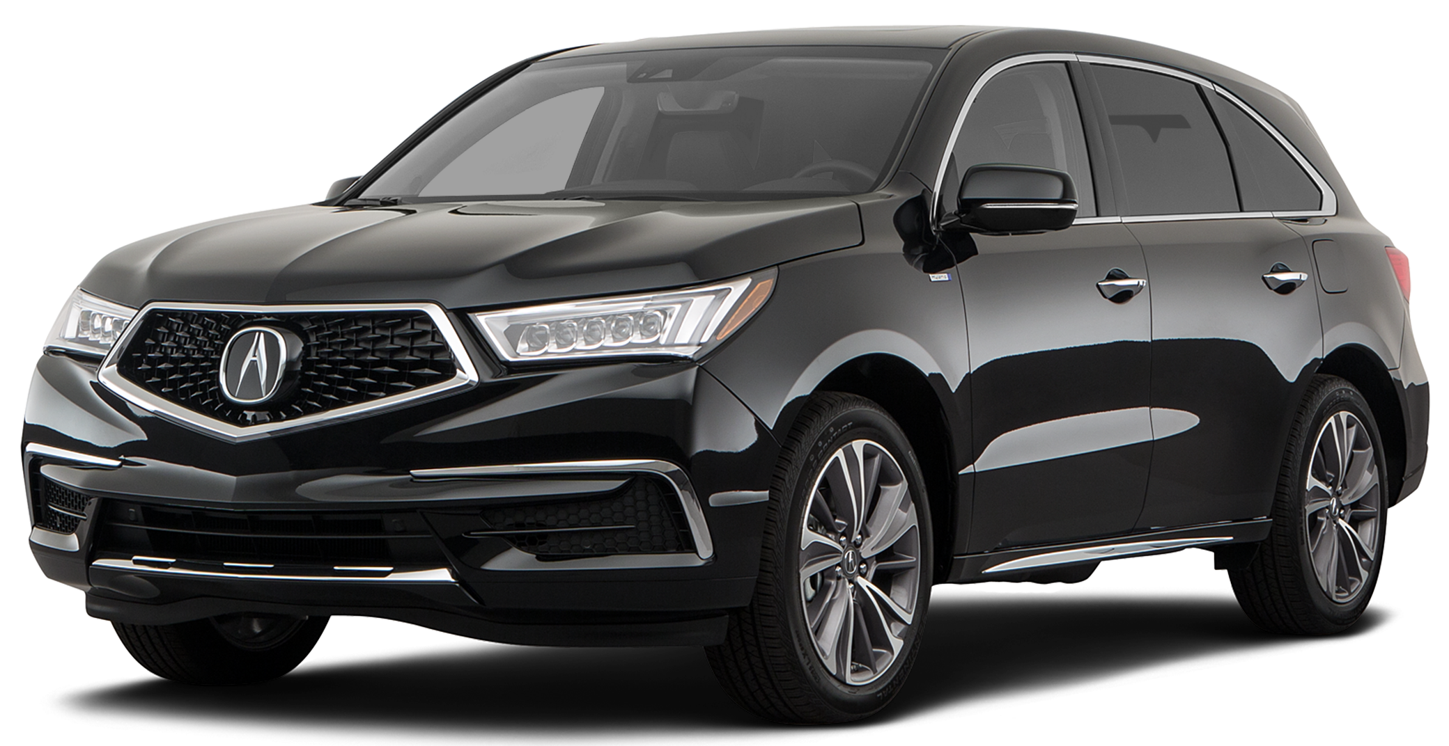 New 2019 Acura MDX Sport Hybrid at Acura of Honolulu