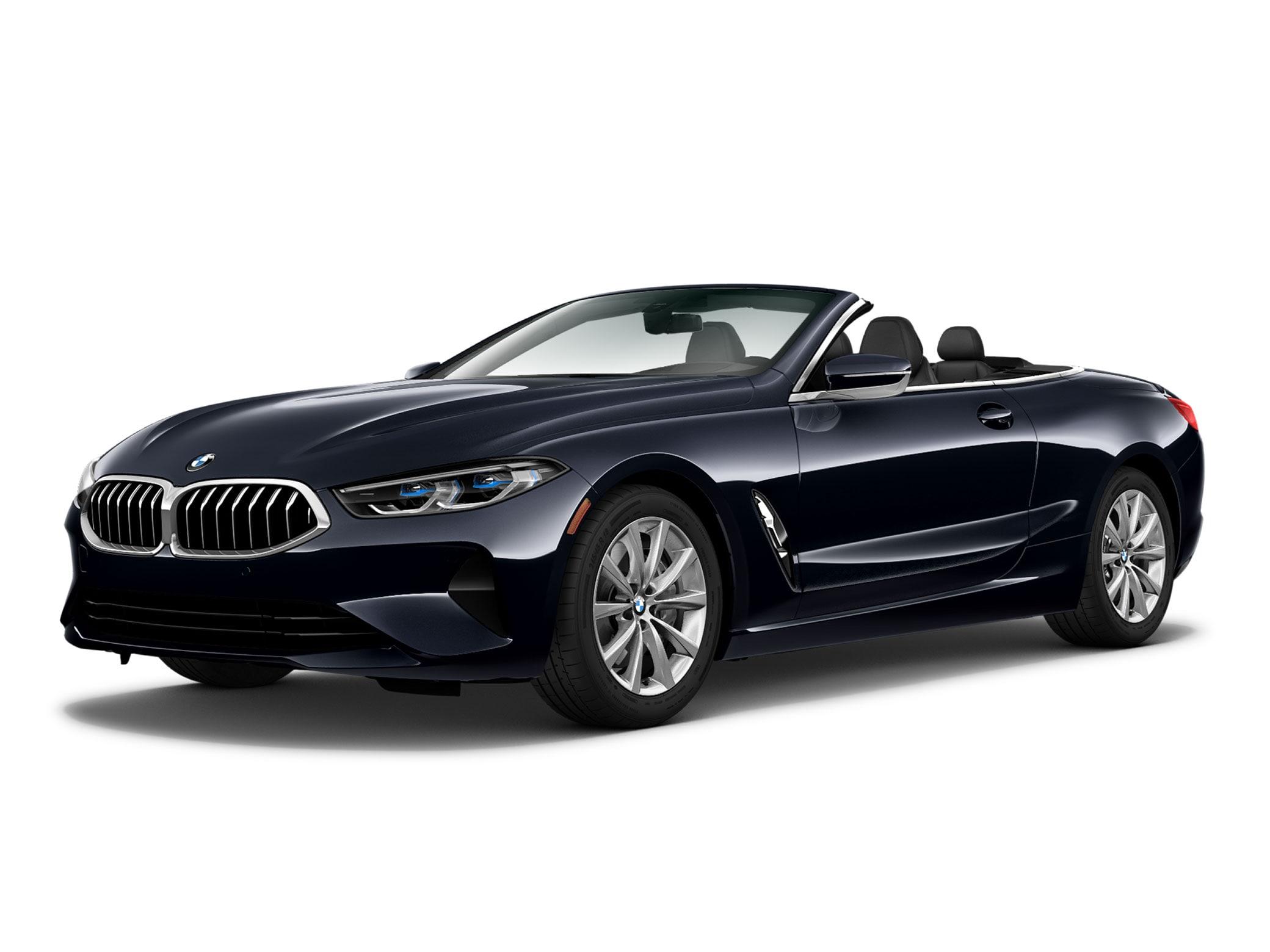 BMW 8 Series Convertible