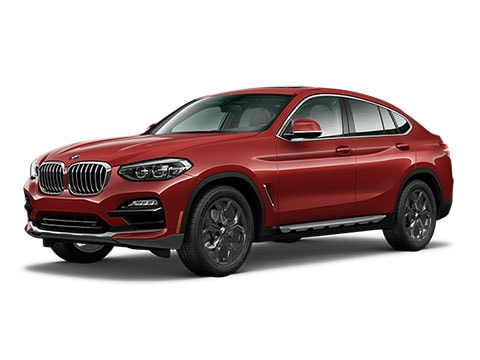 BMW X4 Sports Activity Coupe