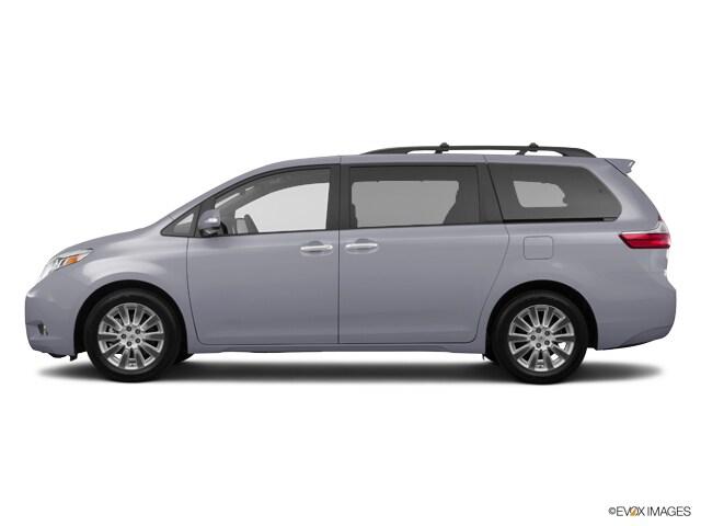 New 2015 Toyota Sienna, $46420