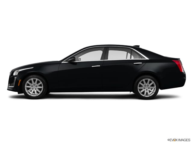 Certified Pre-Owned 2015 CADILLAC CTS 2.0L Turbo Sedan for sale in the Boston MA area