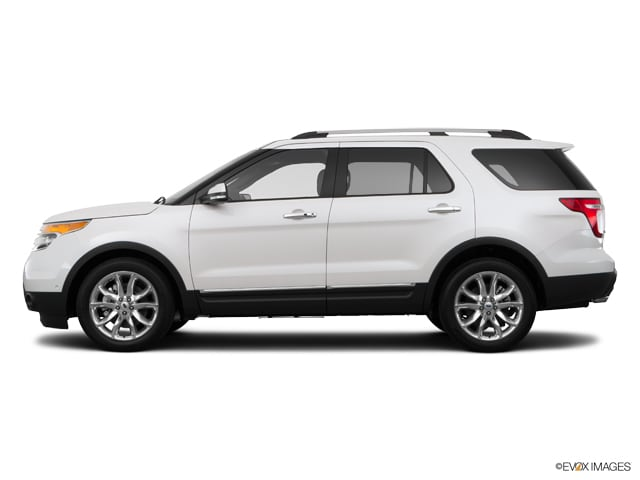 Used 2015 Ford Explorer Limited FWD 4dr SUV in Houston