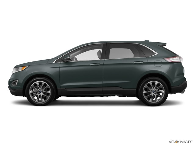 2015 Ford Edge DEALER DEMO Titanium SUV