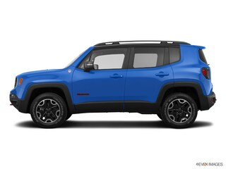 Used 2015 Jeep Renegade Trailhawk 4WD  Trailhawk for sale in Fort Worth TX