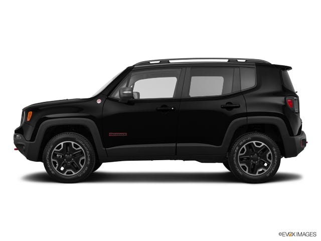 New 2015 Jeep Renegade JEEP RENEGADE TRAILHAWK 4X4 SUV Minneapolis