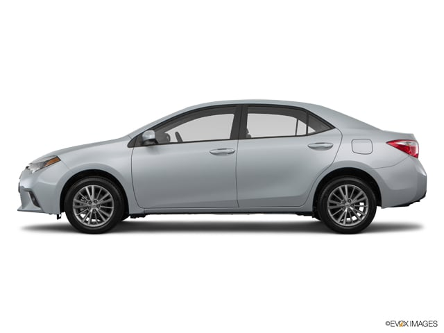 New 2015 Toyota Corolla LE Plus Sedan in San Rafael