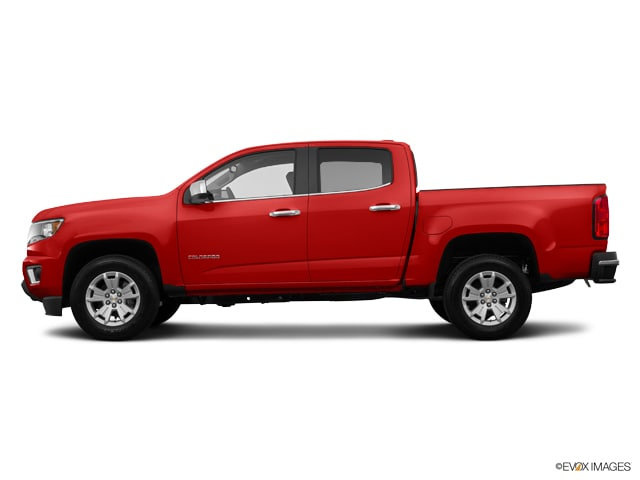 Certified Used 2016 Chevrolet Colorado 4WD LT 4WD Crew Cab 128.3 LT Truck Crew Cab in Houston