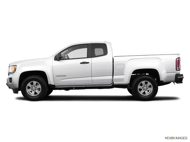 2016 GMC Canyon Truck Extended Cab