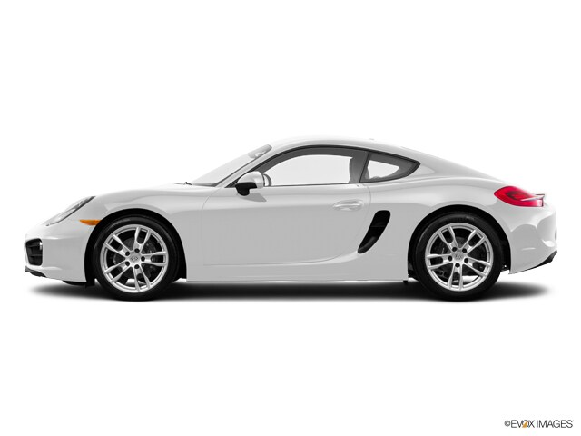 Used 2016 Porsche Cayman