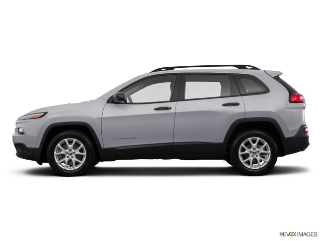 New 2016 Jeep Cherokee JEEP CHEROKEE SPORT FWD Sport Utility near Minneapolis & St. Paul MN